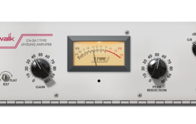 دانلود رایگان کامپرسور Cakewalk CA-2A Leveling Amplifier
