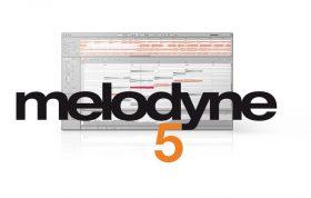 دانلود پلاگین Celemony Melodyne 5 Studio v5.0.2.003