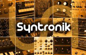 دانلود سینتی سایزر IK Multimedia Syntronik