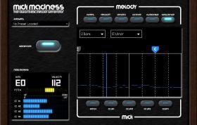 دانلود پلاگین تولید ملودی و پردازش میدی Midi Madness