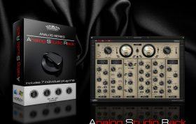 دانلود پلاگین چنل استریپ Nomad Factory Analog Studio Rack