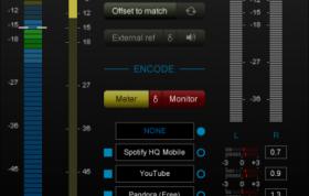 پلاگین انالایزر NuGen Audio MasterCheck Pro