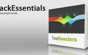 دانلود رایگان مجموعه پلاگین ToneBoosters Plugin Bundle