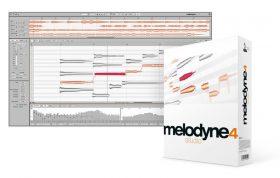 وی اس تی پلاگین اصلاح پیچ و تیون Celemony Melodyne Studio