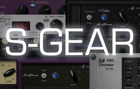 پلاگین شبیه ساز امپ گیتار Scuffham Amps S-Gear
