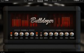 دانلود رایگان پلاگین شبیه ساز امپ گیتار Audio Assault Bulldozer
