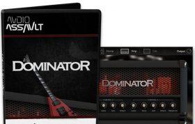 دانلود پلاگین شبیه ساز امپ گیتار Audio Assault Dominator