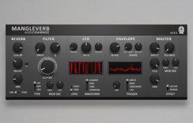 دانلود وی اس تی پلاگین ریورب Audio Damage AD032 Mangleverb