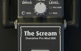 وی اس تی پلاگین پدال افکت دیستورشن Cytomic The Scream
