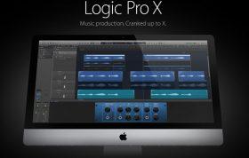 دانلود رایگان نرم افزار آهنگسازی Apple Logic Pro X