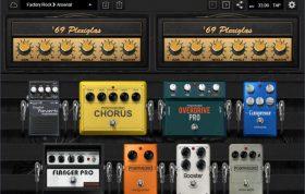 پلاگین شبیه ساز افکت و امپ گیتار الکتریک Positive Grid BIAS FX