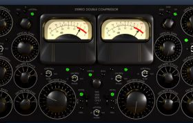 دانلود وی اس تی پلاگین کامپرسور SKnote SDC Stereo Double Compressor