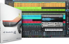 دانلود رایگان نرم افزار آهنگسازی PreSonus Studio One 4