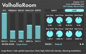 دانلود وی اس تی پلاگین ریورب Valhalla Room