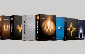 دانلود مجموعه وی اس تی پلاگین میکسینگ و مسترینگ Waves Complete
