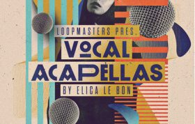 مجموعه سمپل Loopmasters Elica Le Bon Vocal Acapellas