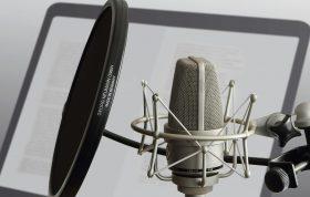 پاپ فیلتر ها در میکروفون ها
