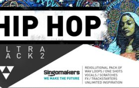 مجموعه سمپل Singomakers Hip Hop Ultra Pack 2