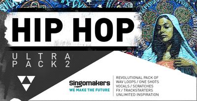 مجموعه سمپل Singomakers Hip Hop Ultra Pack 2