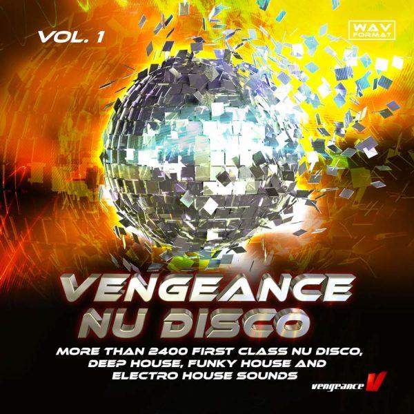 مجموعه سمپل Vengeance Nu Disco Vol 1