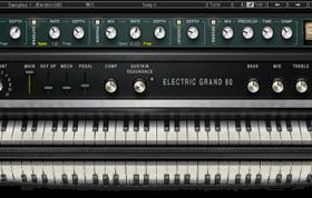 بانک صدای پیانو Waves Electric Grand 80 Piano