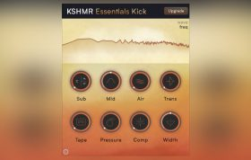 دانلود پلاگین میکس کیک Dharma Worldwide KSHMR Essentials Kick