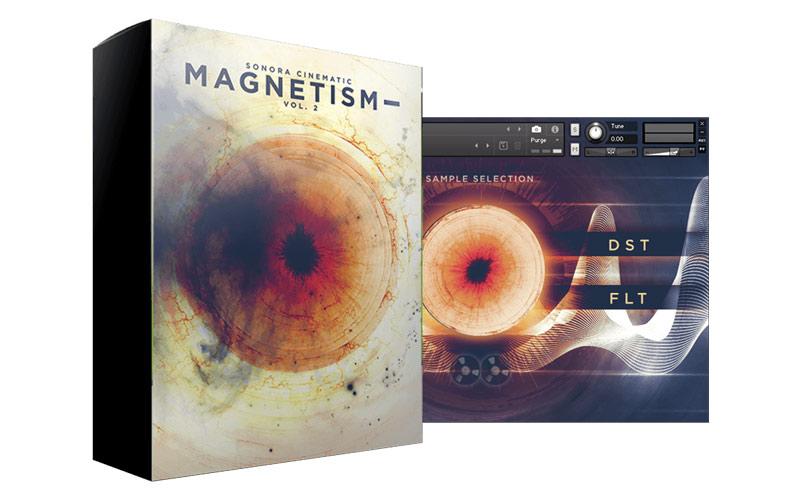 دانلود بانک صدای کانتکت Sonora Cinemati Magnetism Volume II