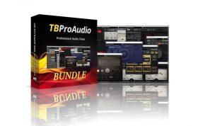 دانلود مجموعه پلاگین میکس و مسترینگ TBProAudio bundle