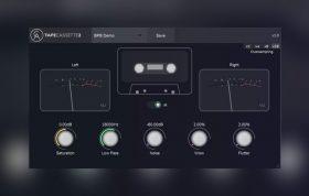 دانلود پلاگین سچوریتور Caelum Audio Tape Cassette