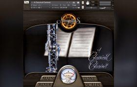 دانلود بانک صدای کانتکت Neocymatics The Clarinet Collection