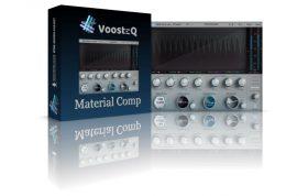 دانلود پلاگین کمپرسور VoosteQ Material Comp