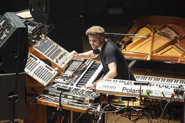 نیلز فرام از بهترین آهنگسازان و طراحان صدا