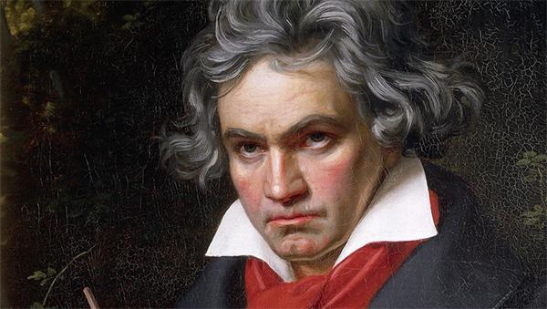 بتهوون از بزرگترین آهنگسازان تاریخ موسیقی