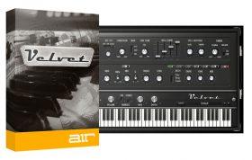 دانلود پلاگین پیانو الکتریک AIR Music Technology Velvet