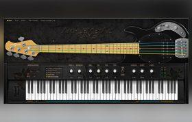 دانلود پلاگین گیتاربیس Ample Sound Ample Bass Metal Ray5