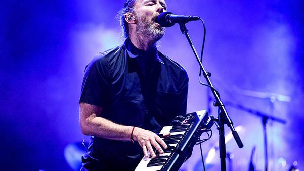 تام یورک سانگ رایتر گروه معروف Radiohead