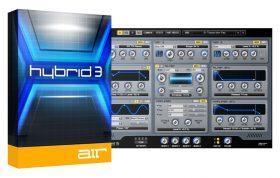 دانلود پلاگین سینتیسایزر AIR Music Technology Hybrid