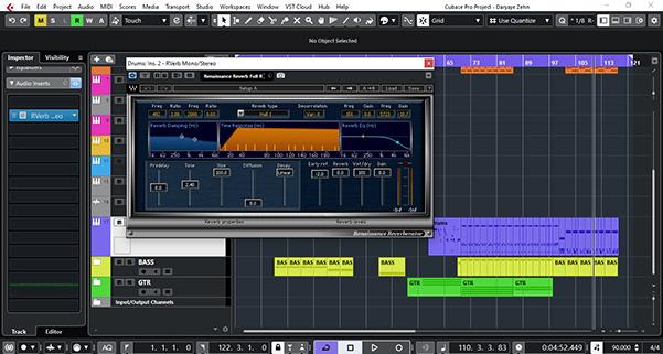 فاکتورهای کنترل ریورب در آهنگسازی و میکس و مسترینگ