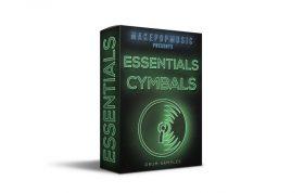 دانلود مجموعه لوپ و سمپل پاپ Make Pop Music Essentials Cymbals