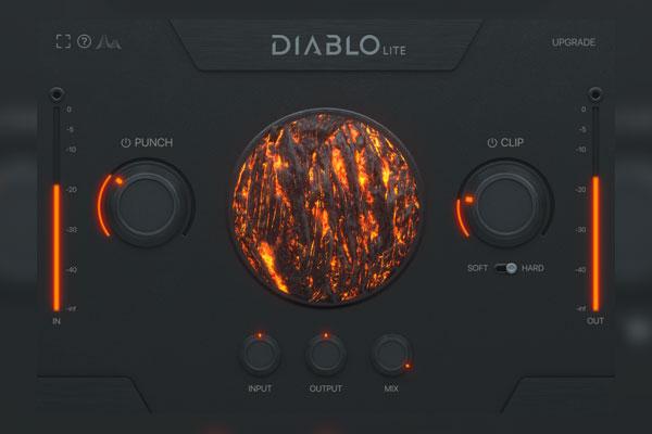 دانلود پلاگین دیستورشن Cymatics DIABLO Lite