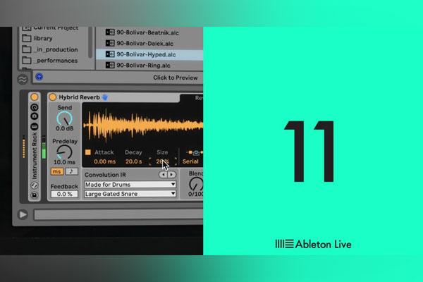 دانلود نرمافزار آهنگسازی Ableton Live Suite 11 v11.0.0