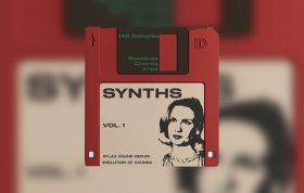دانلود مجموعه سمپل و لوپ Evolution Of Sound Synths Vol. 1
