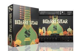 دانلود بانک صدای کانتکت Soundiron Bizarre Sitar