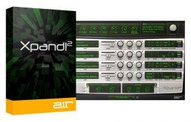 دانلود پلاگین سمپلر AIR Music Tech Xpand 2