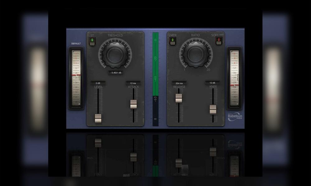 دانلود پلاگین کمپرسور Babelson Audio BeComp
