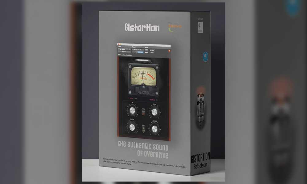 دانلود پلاگین دیستورشن Babelson Audio Gistortion
