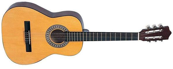 گیتار آکوستیک سیم نایلونی (کلاسیک)