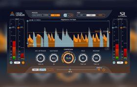 دانلود پلاگین کنترل داینامیک Sound Radix Drum Leveler
