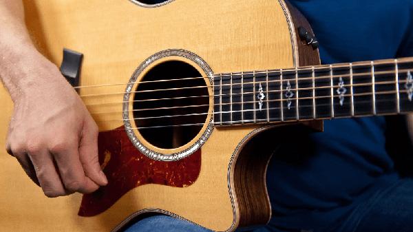 ریتم نواختن گیتار