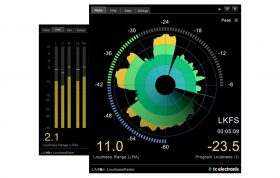 دانلود پلاگین آنالایزر TC Electronic LM6n